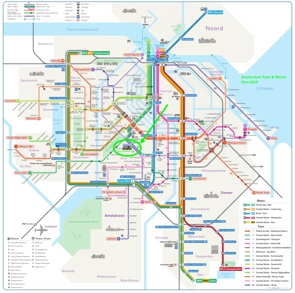 amsterdam metro tram map plan concertgebouw amsterdam 600 x 596