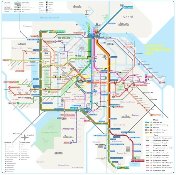 amsterdam metro tram map plan moco museum 600 x 596