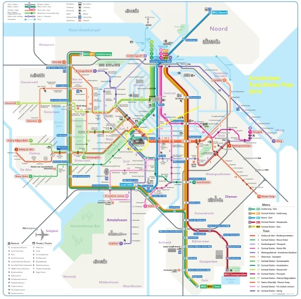 amsterdam metro tram map plan stedelijk museum amsterdam 600 x 596