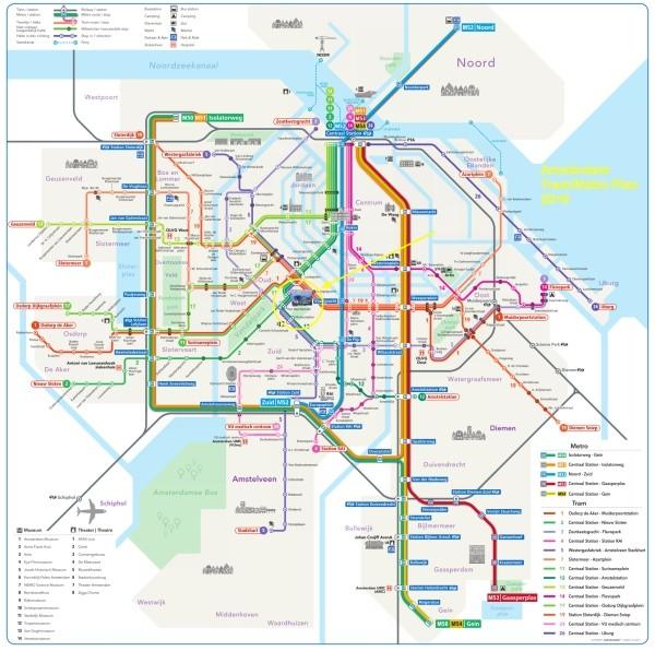 amsterdam metro tram map plan van gogh museum 600 x 596