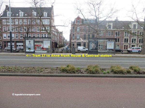 anne frank house in amsterdam by public transport 32