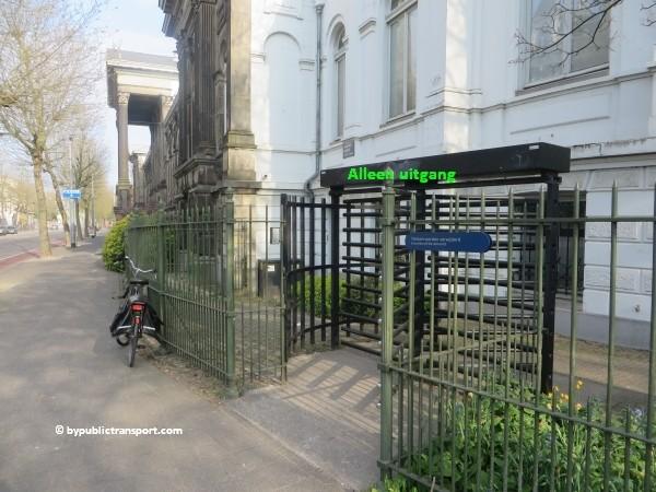 hoe kom ik bij artis amsterdam met het ov openbaar vervoer by public transport 05