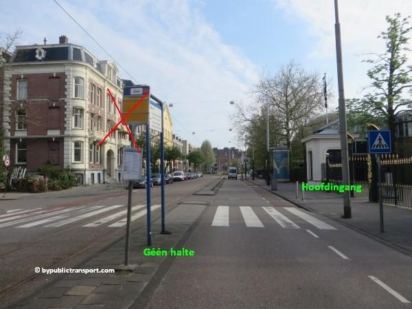 hoe kom ik bij artis amsterdam met het ov openbaar vervoer by public transport 11