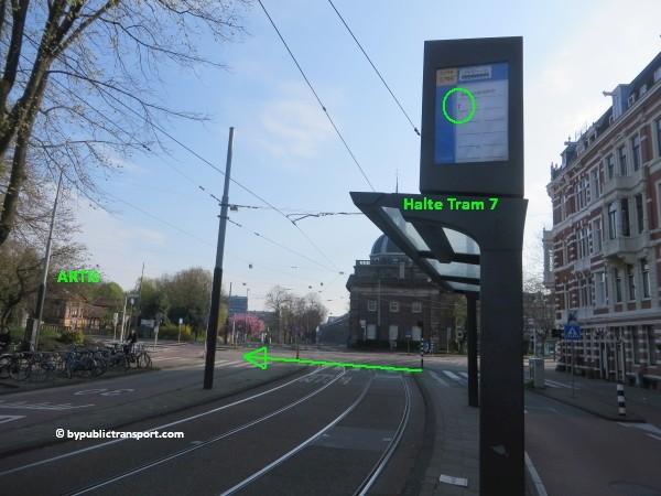 hoe kom ik bij artis amsterdam met het ov openbaar vervoer by public transport 12