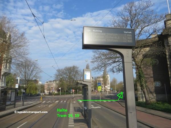 hoe kom ik bij artis amsterdam met het ov openbaar vervoer by public transport 13