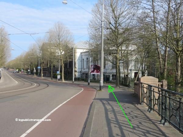 hoe kom ik bij artis amsterdam met het ov openbaar vervoer by public transport 16