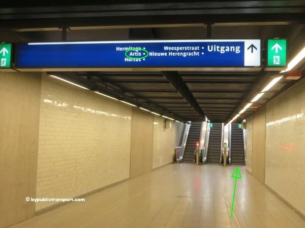 hoe kom ik bij artis amsterdam met het ov openbaar vervoer by public transport 21