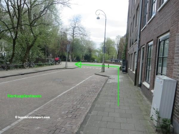 hoe kom ik bij artis amsterdam met het ov openbaar vervoer by public transport 26