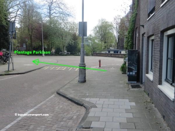 hoe kom ik bij artis amsterdam met het ov openbaar vervoer by public transport 27