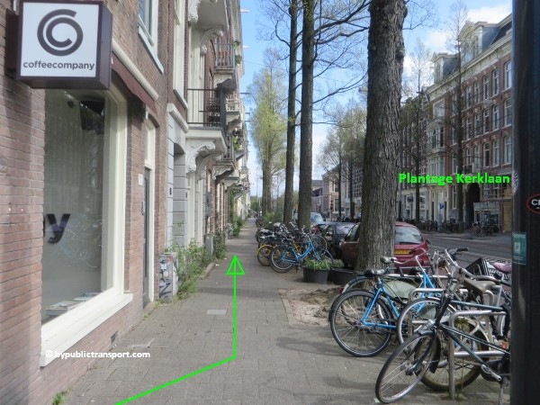 hoe kom ik bij artis amsterdam met het ov openbaar vervoer by public transport 29