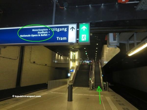 hoe kom ik bij artis amsterdam met het ov openbaar vervoer by public transport 32