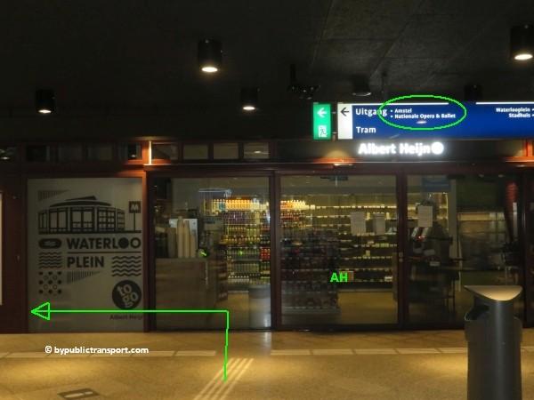 hoe kom ik bij artis amsterdam met het ov openbaar vervoer by public transport 34
