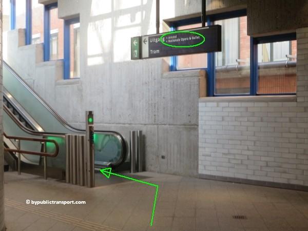 hoe kom ik bij artis amsterdam met het ov openbaar vervoer by public transport 35