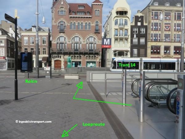 hoe kom ik bij artis amsterdam met het ov openbaar vervoer by public transport 43