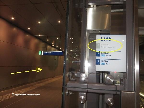 hoe kom ik bij de albert cuypmarkt amsterdam met het ov openbaar vervoer by public transport 03