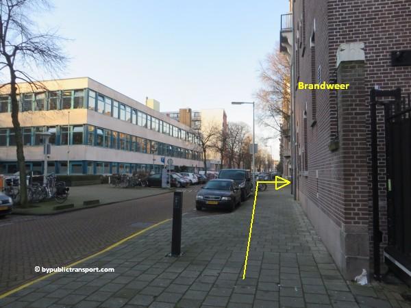 hoe kom ik bij de dappermarkt amsterdam met het ov openbaar vervoer by public transport 10