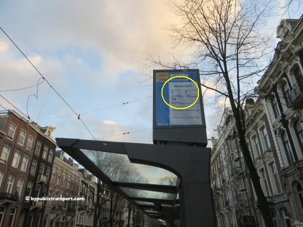 hoe kom ik bij de dappermarkt amsterdam met het ov openbaar vervoer by public transport 22
