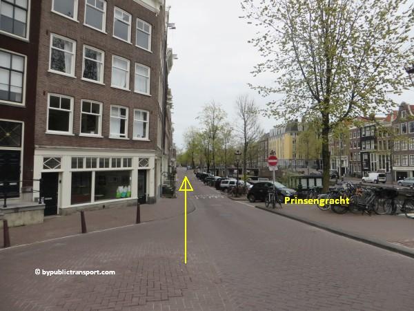 hoe kom ik bij de noordermarkt amsterdam met het ov openbaar vervoer by public transport 09