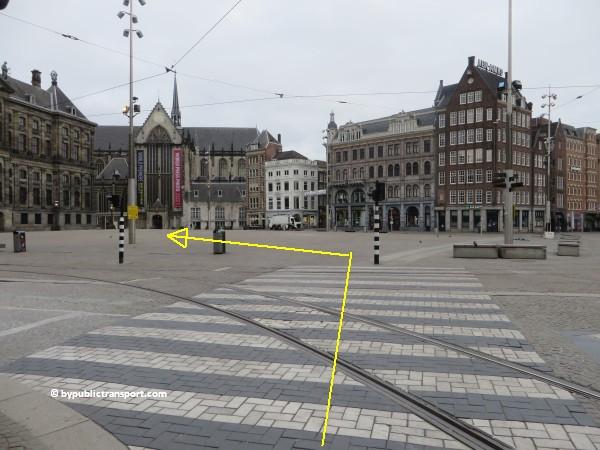 hoe kom ik bij de noordermarkt amsterdam met het ov openbaar vervoer by public transport 29