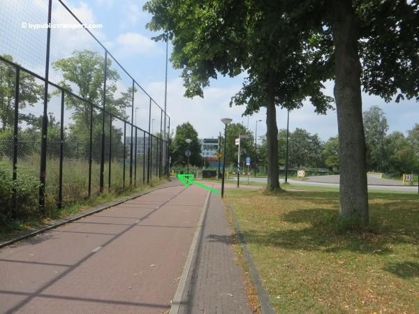 hoe kom ik bij de sportpark de toekomst met het ov openbaar vervoer 05