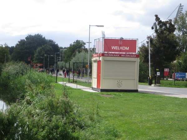 hoe kom ik bij de sportpark de toekomst met het ov openbaar vervoer 17