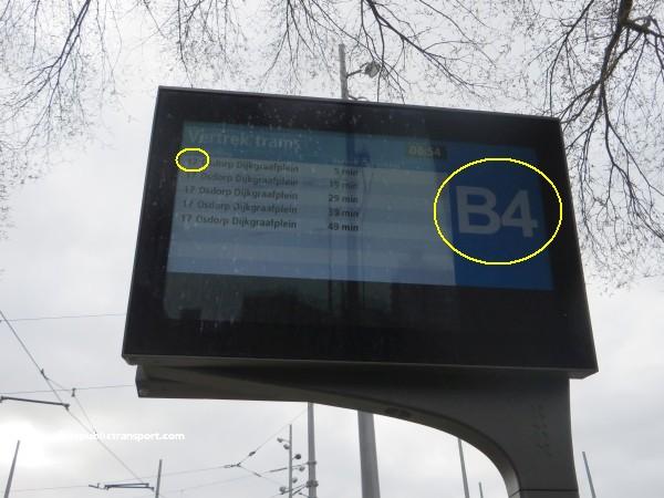 hoe kom ik bij de ten katemarkt amsterdam met het ov openbaar vervoer by public transport 04