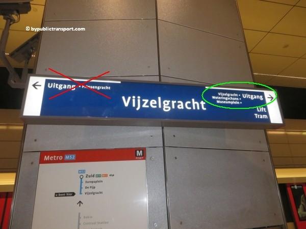 hoe kom ik bij het concertgebouw amsterdam met het ov openbaar vervoer by public transport 01