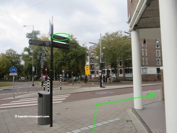 hoe kom ik bij het concertgebouw amsterdam met het ov openbaar vervoer by public transport 08