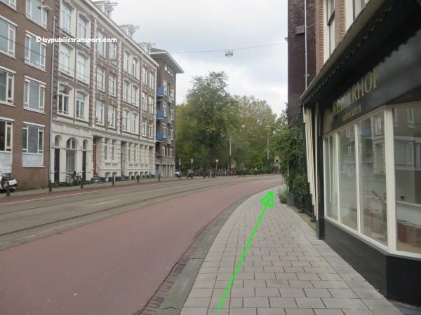 hoe kom ik bij het concertgebouw amsterdam met het ov openbaar vervoer by public transport 09
