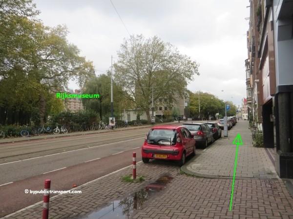 hoe kom ik bij het concertgebouw amsterdam met het ov openbaar vervoer by public transport 10
