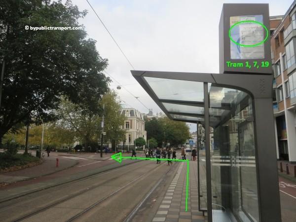 hoe kom ik bij het concertgebouw amsterdam met het ov openbaar vervoer by public transport 11