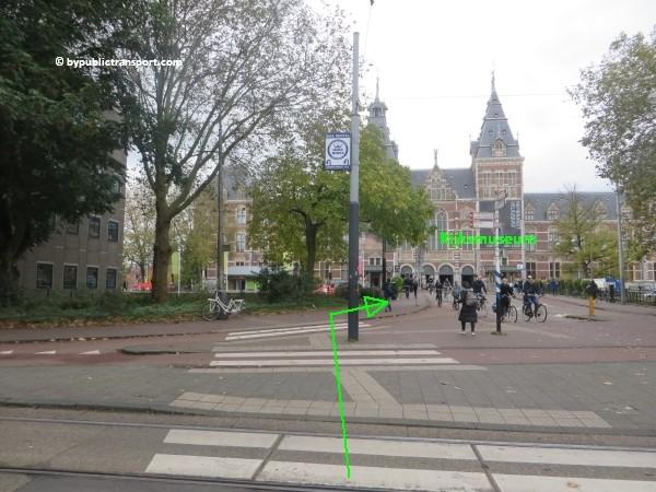 hoe kom ik bij het concertgebouw amsterdam met het ov openbaar vervoer by public transport 12