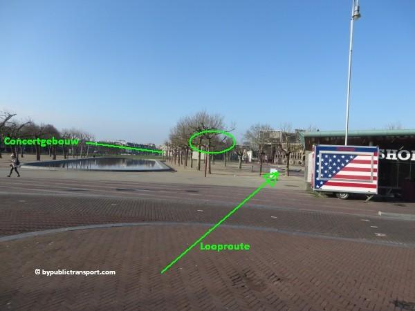 hoe kom ik bij het concertgebouw amsterdam met het ov openbaar vervoer by public transport 18
