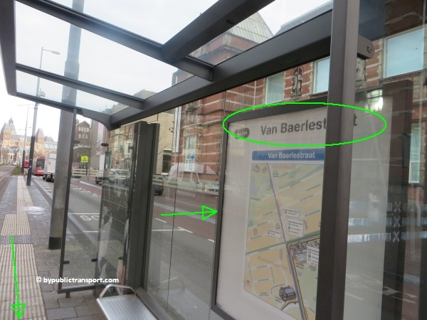 hoe kom ik bij het concertgebouw amsterdam met het ov openbaar vervoer by public transport 28