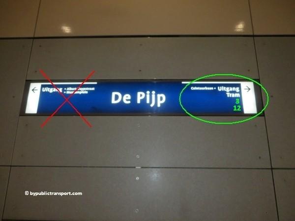 hoe kom ik bij het concertgebouw amsterdam met het ov openbaar vervoer by public transport 29