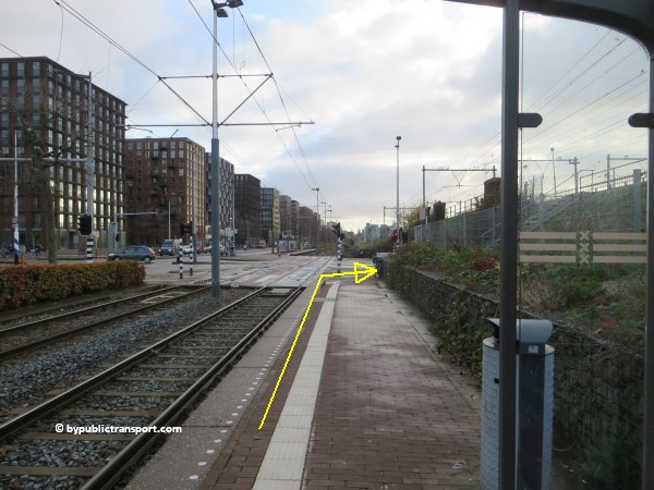 hoe kom ik bij het scheepvaartmuseum in amsterdam met het ov openbaar vervoer by public transport 03