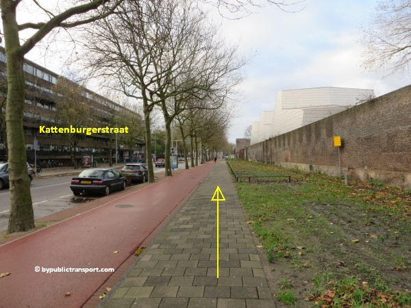 hoe kom ik bij het scheepvaartmuseum in amsterdam met het ov openbaar vervoer by public transport 07
