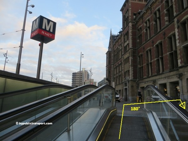 hoe kom ik bij het scheepvaartmuseum in amsterdam met het ov openbaar vervoer by public transport 25
