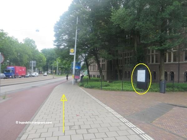 hoe kom ik bij het tropenmuseum amsterdam met het ov openbaar vervoer by public transport 10