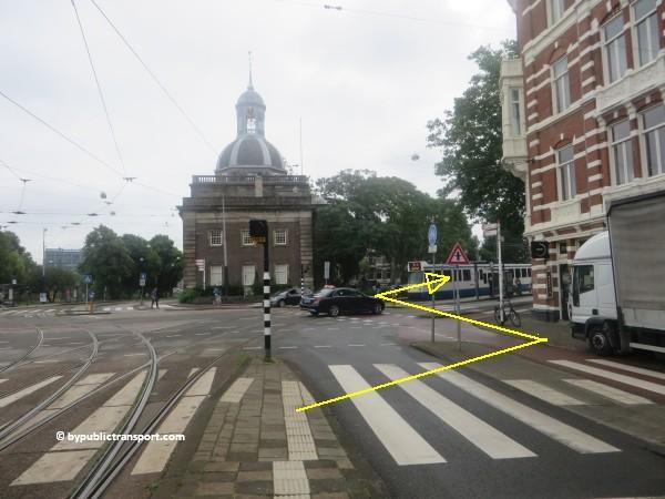 hoe kom ik bij het tropenmuseum amsterdam met het ov openbaar vervoer by public transport 17
