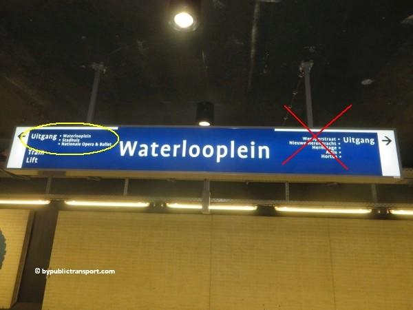 hoe kom ik bij het tropenmuseum amsterdam met het ov openbaar vervoer by public transport 19
