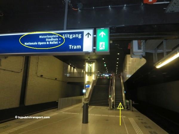 hoe kom ik bij het tropenmuseum amsterdam met het ov openbaar vervoer by public transport 20