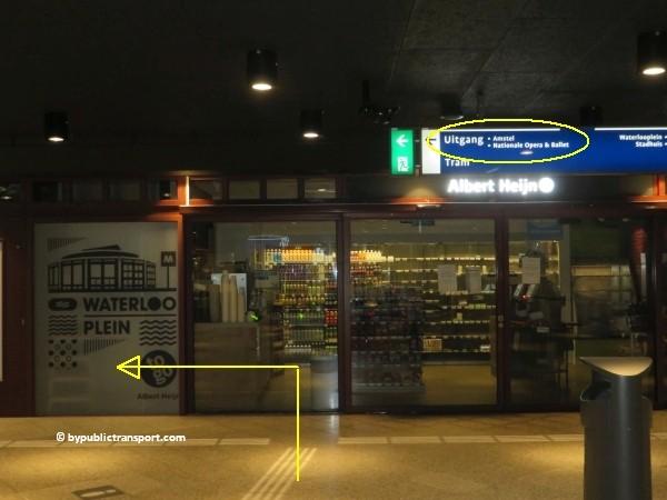 hoe kom ik bij het tropenmuseum amsterdam met het ov openbaar vervoer by public transport 22