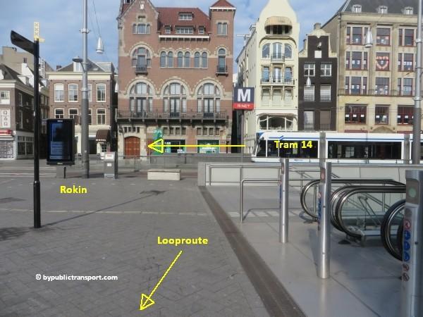 hoe kom ik bij het tropenmuseum amsterdam met het ov openbaar vervoer by public transport 31