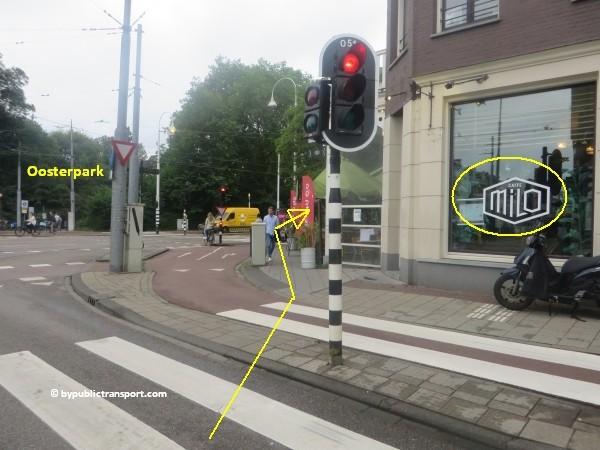 hoe kom ik bij het tropenmuseum amsterdam met het ov openbaar vervoer by public transport 37