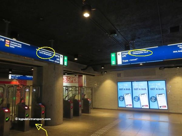 hoe kom ik bij theater carre amsterdam met het ov openbaar vervoer by public transport 06