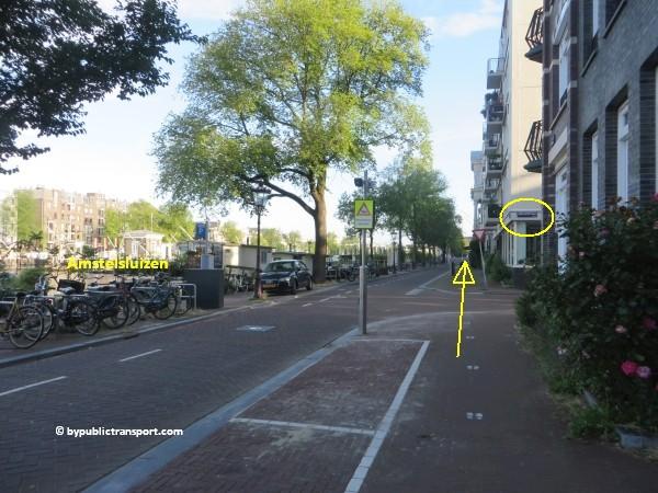 hoe kom ik bij theater carre amsterdam met het ov openbaar vervoer by public transport 18