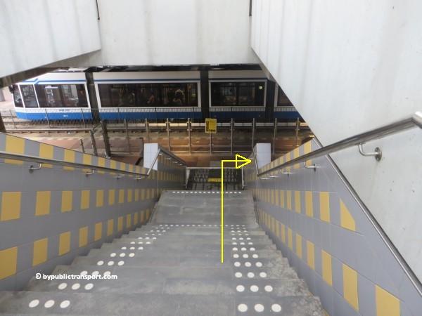 hoe kom ik bij theater de meervaart amsterdam met het ov openbaar vervoer by public transport 04