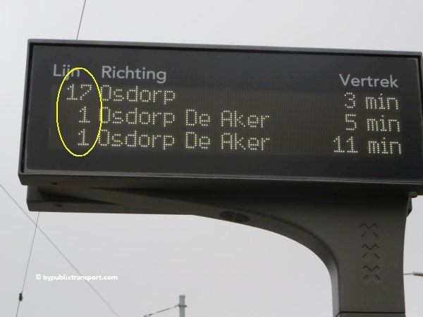 hoe kom ik bij theater de meervaart amsterdam met het ov openbaar vervoer by public transport 08