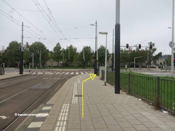 hoe kom ik bij theater de meervaart amsterdam met het ov openbaar vervoer by public transport 09
